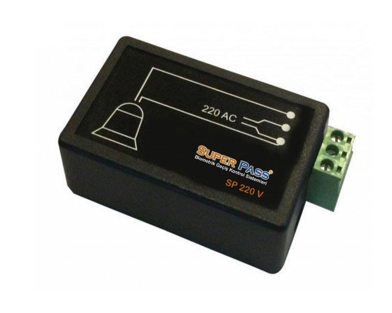 Super Pass SP 220 V Mola Zili Çaldırma Ünitesi | Aparatı
